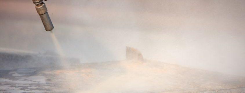 Amit a homokfúvásról tudni érdemes
