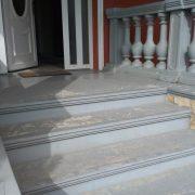 műkő lépcsők